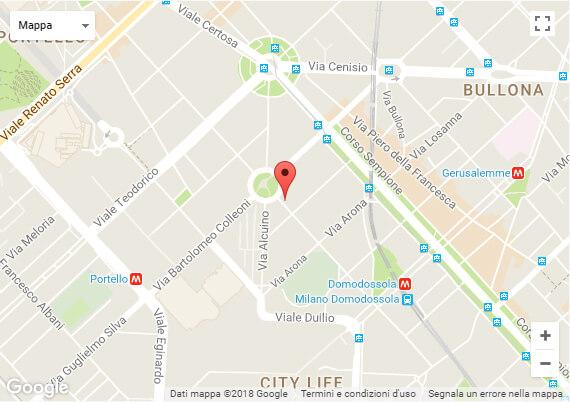 centro nutrizionale a milano